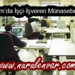 İslam'da işçi-işveren münasebetleri