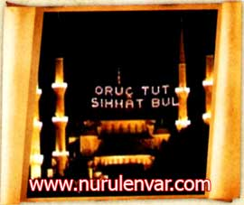 Resûlullah'ın (asm) Âşûrâ Orucunu Tavsiye Etmesi