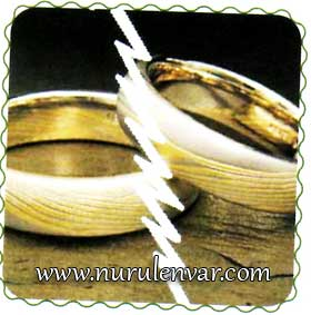 Boşanma temsili imaj