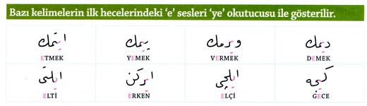 Osmanlıca Kurallar 2 İmajı