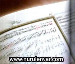 Kur'ân-ı Kerim Temsili İmaj