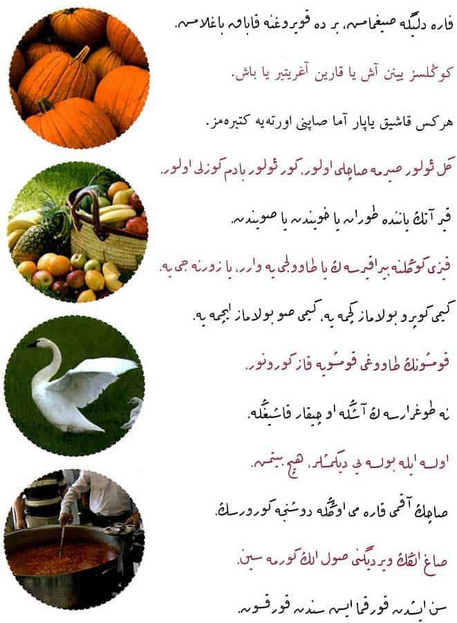 Osmanlıca Okuma Örnekleri 3