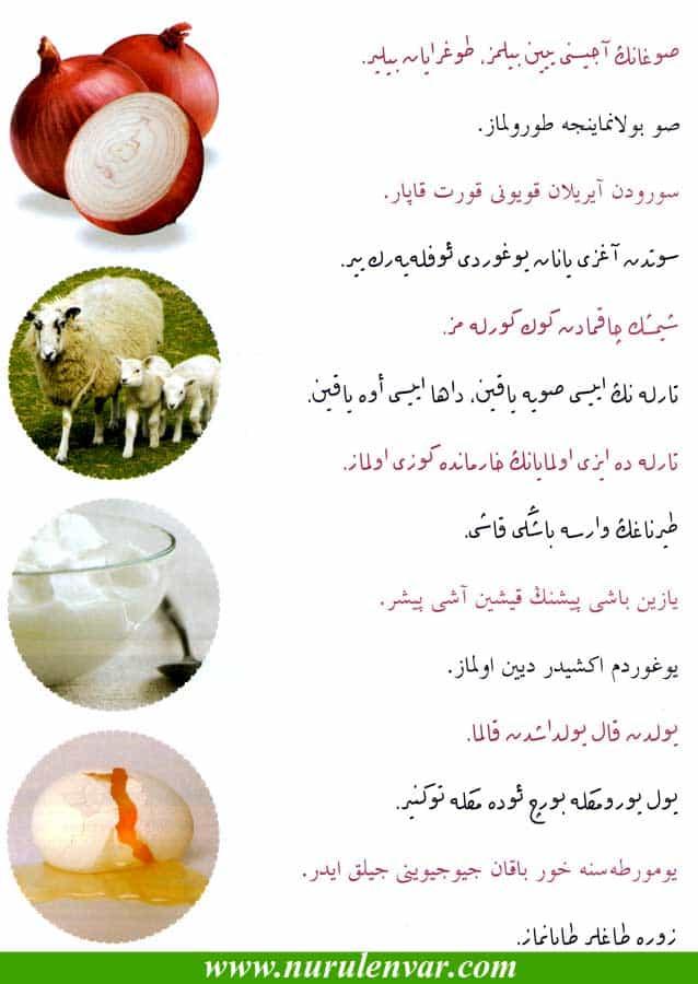 Osmanlıca Okuma Örnekleri 4