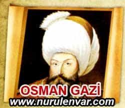 Osman Gazi İmajı