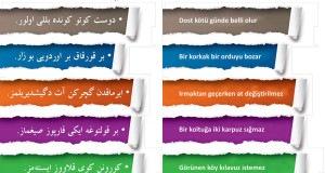 Osmanlıca Atasözleri