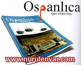 Osmanlıca Dergisi temsili imaj
