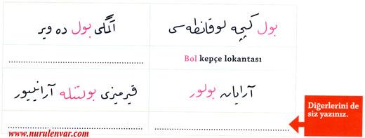 Osmanlıca Örnek Yazı imajı