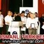 Îzmir'de Osmanlı Türkçesi kursları sertifika töreni