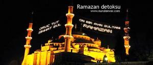 Ramazan Detoksu Temsili İmaj