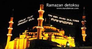 Ramazan detoksu