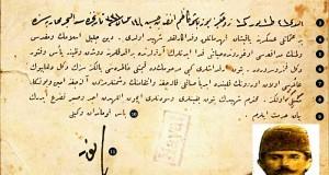 Yüzbaşı Kâzım'ın Mektubu